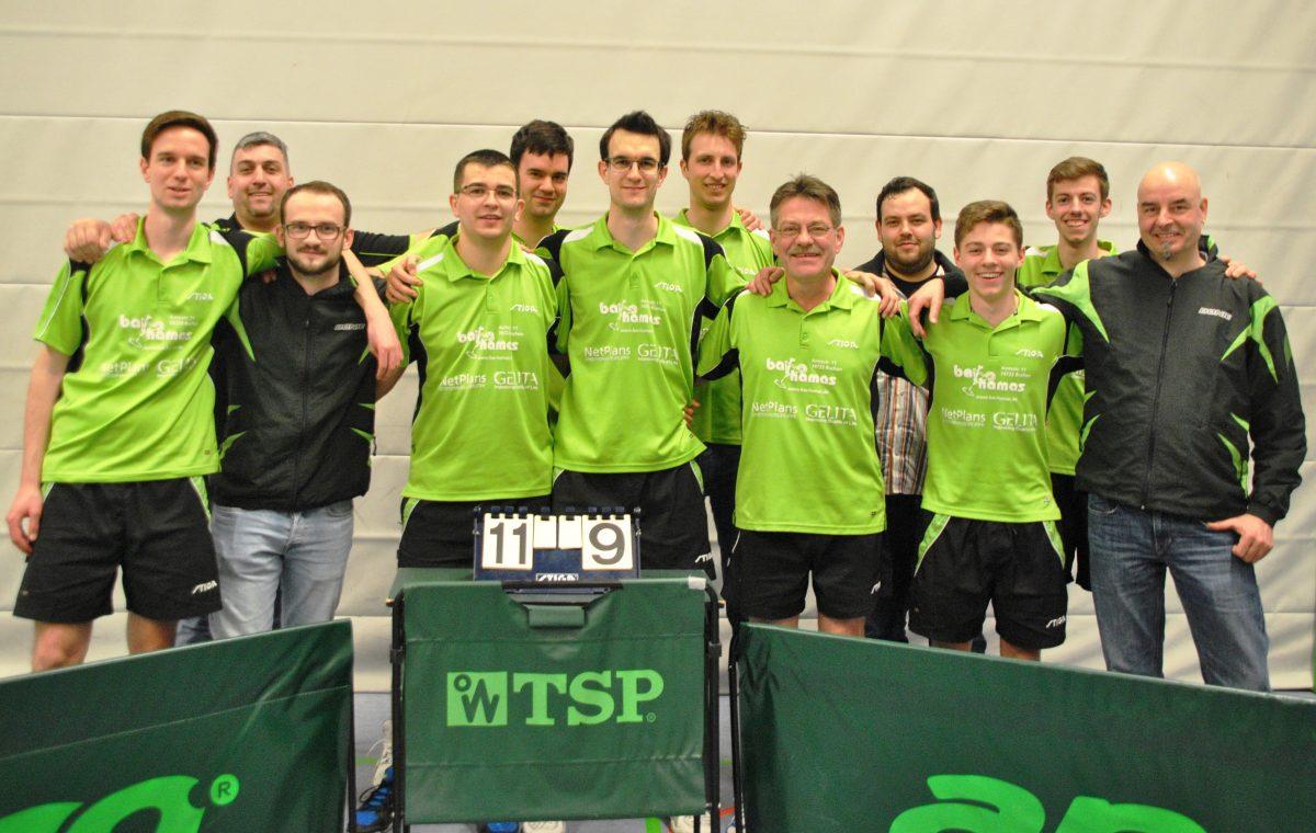 1. Mannschaft macht die Meisterschaft in der Bezirksliga Ost perfekt