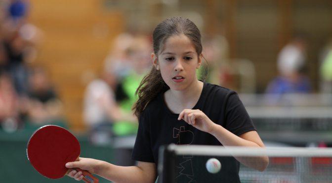Isabell Ritter setzt sich badische Mini-Meisterschaften Krone auf